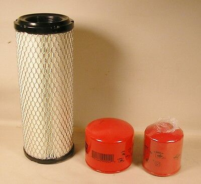 Takeuchi Tb135 Excavator 250 Hr Filter Kit For Sn 13514051 And Up