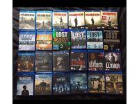 Blu ray box sets