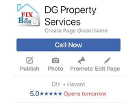 DG PROPERTY SERVICES