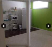 Airdrie baisement separate entrance for rent