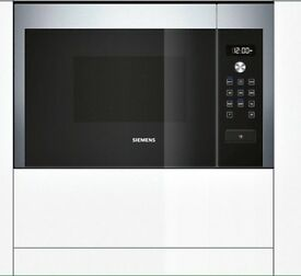 ***BRAND NEW Siemens built in microwave for SALE with 2 years warranty***