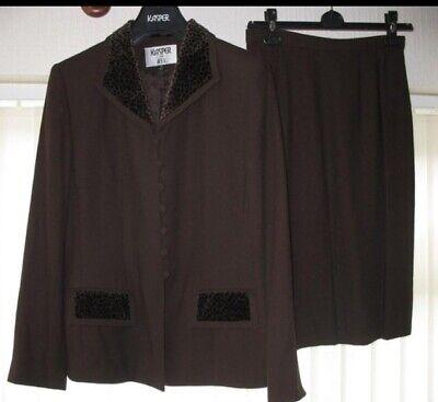 Kasper Suit - Size 6