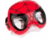 SPIDERMAN SWIMMING MASK - NEW