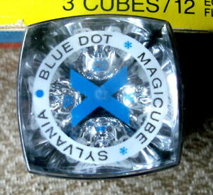 6 Old flash cubes in 2 packages all for $5.00 London Ontario image 6