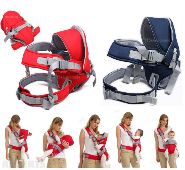 Superieur Red Castle Sport Soft Multi Position Baby Carrier Comes With Instruction