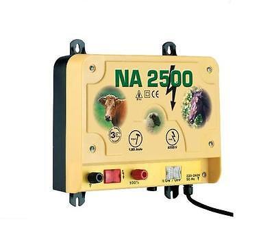 Weidezaungerät  NA 2500 Weidegerät Netzgerät Stromgerät NEU