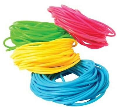 144 - Neon Jelly Bracelets Assorted 4 Colors - Neon Bracelets