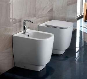 caricamento dellimmagine in corso sanitari per bagno a pavimento fusion 48 water