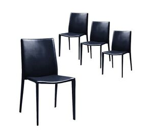 Office waiting room chairs dining chairs gumtree for Modern dining chairs adelaide