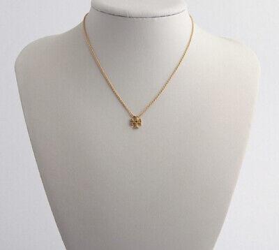 TORY BURCH Kiara Pendant Necklace