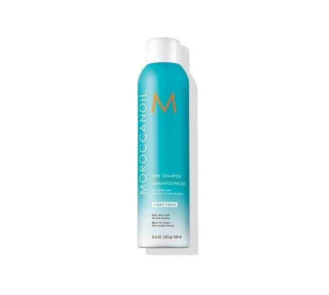 MOROCCANOIL Dry Shampoo Light Tones~5.4 oz~Free Shipping