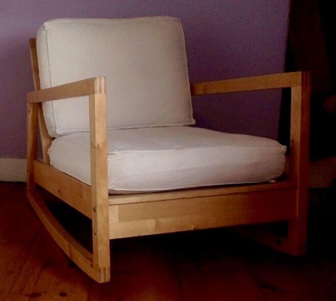Ikea Rocking Arm Chair