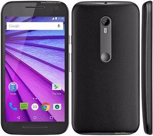 THE CELL SHOP has Newly Factory Refurbished Motorola Moto G 3rd Gen. Unlocked and works on WIND