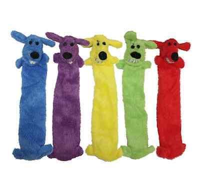 Multipet Loofa Dog Toy Ligthweight Unstuffed