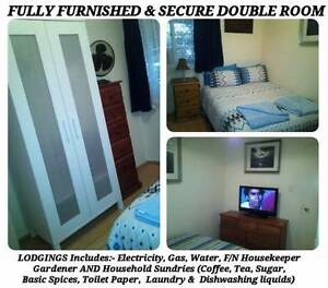 Comfy FF secure Double Rm + own Fridge/Freezer & Car-bay Langford Gosnells Area Preview