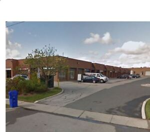 INDUSTRIAL UNIT SPACE FOR LEASE 2345 WYECROFT Rd #7  OAKVILLE