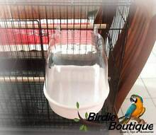 Brand New Bird bath hangs on the cage Hillcrest Logan Area Preview