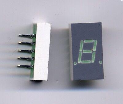 Hdsp 3603 Green 7 Seg Led Cc Display By Hp