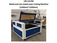 280w C02 Laser Cutting Machine cnc