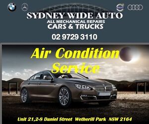 Air Condition Auto Service Cars & Trucks Wetherill Park Fairfield Area Preview