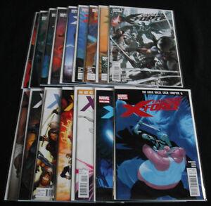 Uncanny-X-Force-2010-5-1-6-7-8-9-11-12-13-14-16-17-19-19-1-20-21-22-Set-Run