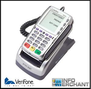Terminal Interac Verifone Vx-810 Duet