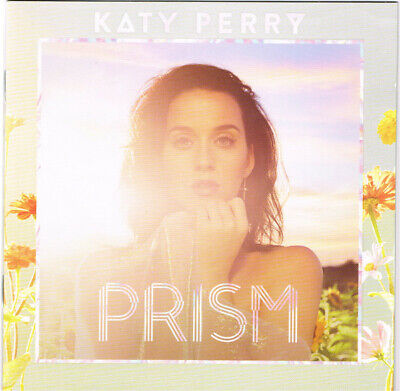 Katy Perry - Prism CD Album 2013