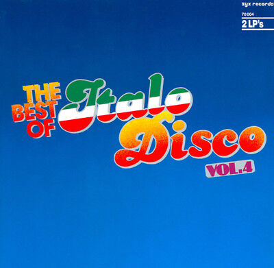 2CD Various - The Best Of Italo Disco Vol. 4 ( 2 AUDIO CDs in JEWEL CASE