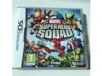 Marvel Super Hero Squad Nintendo DS Game