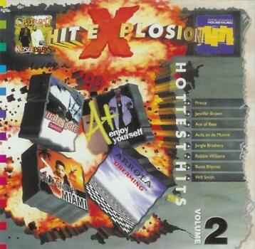 cd - Various - Hit Explosion 99 Volume 2