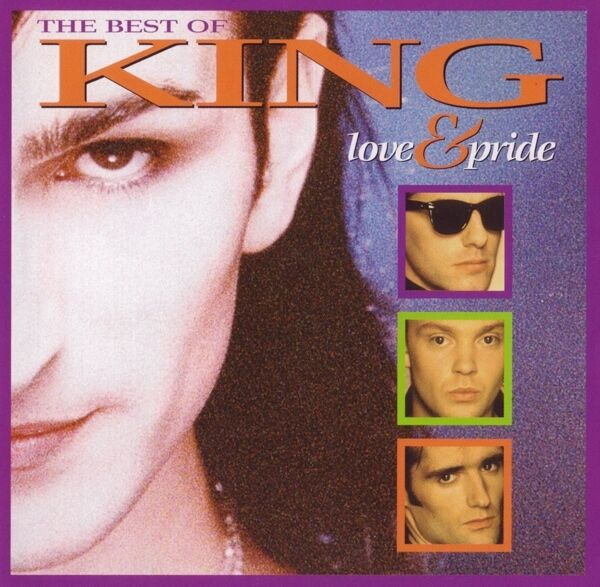 KING ( NEW CD ) LOVE AND & PRIDE / THE VERY BEST OF / GREATEST HITS  ( PAUL )