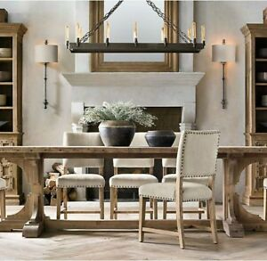 Authentic Restoration Hardware Dining Table