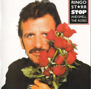 Ringo Starr – Stop And Smell The Roses CD JEWEL CASE