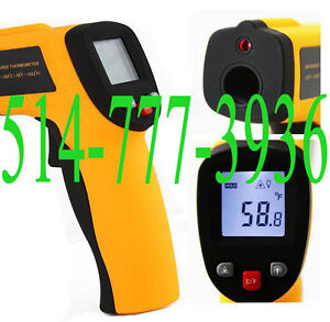 Infrared Digital Thermometer IR Temperature Non-Contact Laser