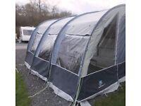 Sun camp ultima 390 awning