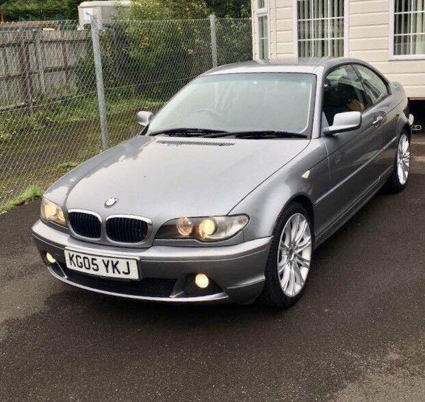 BMW 318 CI automatic
