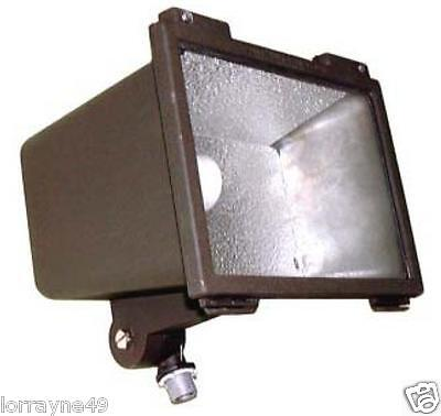 ARK LIGHTING AFL32-150HPS 150W HIGH P.S Small Floodlight 120V  with knuckle new