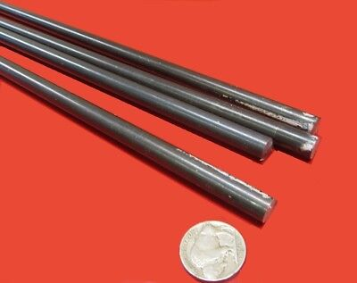 1144 Fatigue Proof Steel Rod 38 Dia X 1 Foot Length 4 Units