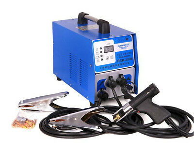 M3-m6 Studs Capacitor Discharge Studs Welder Bolt Plate Welding Machine 220v