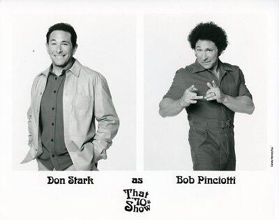 DON STARK PORTRAITS THAT 70'S SHOW ORIGINAL 1997 FOX TV PHOTO