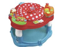 Baby toy activity centre