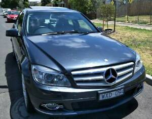 66,000 kms Mercedes-Benz C220 RWC