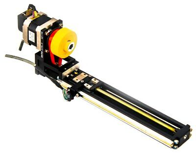 Thk Kr 5-12 Travel 1-axis Motorized Ball Screw Lm Linear Guide Actuator Stage