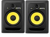 KRK Rokit 8 G3 Studio Monitors (PAIR)