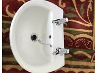 Wall mounting wash basin for sale