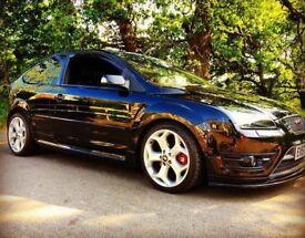 Ford Focus ST3 3dr Black