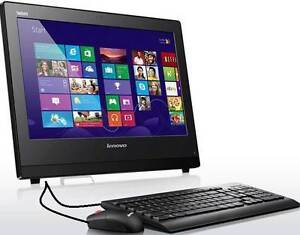 20 in Lenovo-All in 1-Win8–250GB HDD-4GB RAM,keyb,mouse Colyton Penrith Area Preview