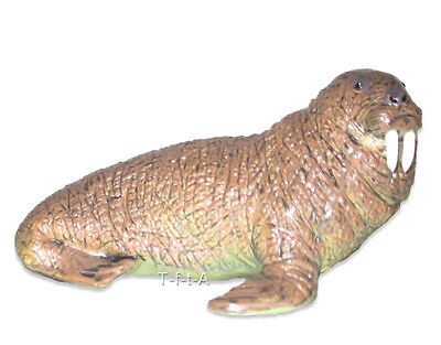FREE SHIPPING | AAA 96056 Adult Walrus Sealife Animal Toy Model- New in Package