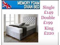 Beds and mattress