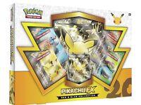 Pokemon Collection Box